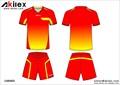 la última a medida de alta calidad para hombres de equipo de fútbol jersey