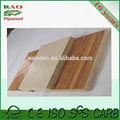 Ambiental de seringueira madeira laminado scantlings