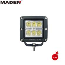 Waterproof IP67 motorcycle led headlight 18w led car light 12v led tuning light MD-3180