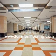 indoor badminton pvc sports flooring