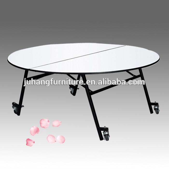 저렴한 합판 접이식 원형 테이블 확장 가능-접는 테이블 -상품 ID ...