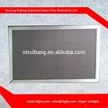 Karbon filtre Davlumbaz/alüminyum aralık davlumbaz filtresi/mutfak egzoz aralığı davlumbaz filtreleri