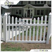 New Design High Quality Plastic/PVC/Vinyl/Wpc Picket Fence