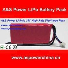 P6048135 Rechargeable Lipo 25C 3200mah 12v rc car battery