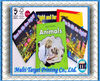Special Price Colourful Gloss Lamination Child Book Printing