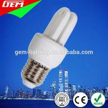 5W/7W/9W 2700k Mini 2U Energy Saving Lamp