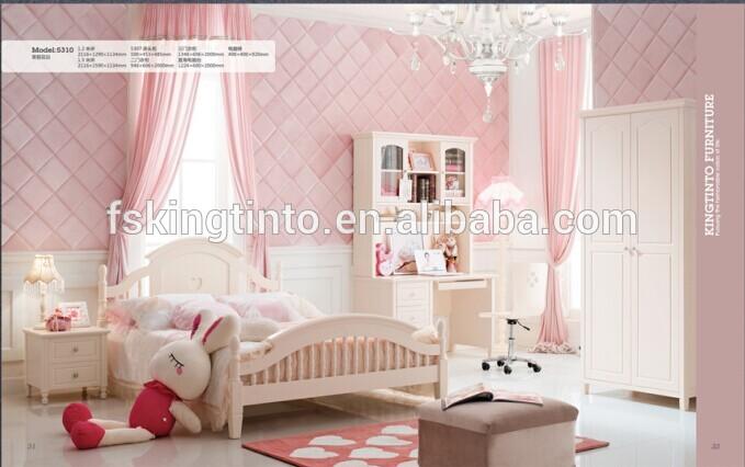 Yatak odas mobilyalar beyaz lake ah ap renk tasar ml masko pictures to pin on pinterest - Slaapkamer kleur meisje ...