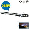 Spot/fllood/combo de trabajo del led barra de luz camiones, 4x 4, del coche, barco de conducción offroad barra de luz