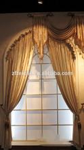 latest designs Jacquard curtain