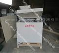 triturador de madeira de nogueira noz marrom descarolador