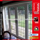 Australian standard AS2047/AS2208 steel french doors exterior