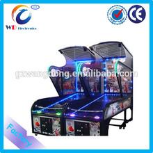 Basketball playing machine, basketball exercise equipment