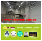 underground ultrasonic high quality car parking space detection parking guidance system
