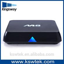 m8 amlogic s802 android 3d tv box