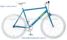 Steel DIY Fixed Gear/Fixie OC-700C07S