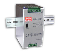 120W Single Output Industrial DIN RAIL Power Supply/24V 120W switching powr supply/12V 5A power supply