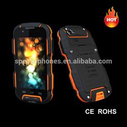3G quad core waterproof smartphone IP68