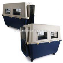 elegant and graceful animal cage hot sale foldable pet carrier