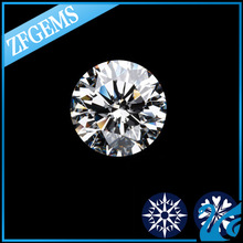 3a round shaped star cut 8 heart and 8 arrow 5mm 1 carat round brilliant cut diamonds