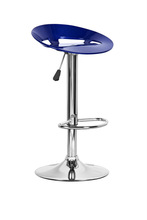 ABS modern design adjustable swivel bar chair