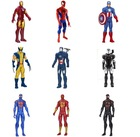 hot sale wholesale hasbro Marvel Ultimate hero series PVC action figure iron man toys made in China