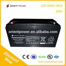 12V 0.8Ah~250Ah VRLA AGM solar battery gel battery