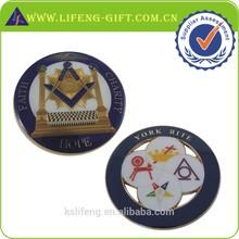 Car Badges Masonic Emblems, Wholesale Round Car Emblems