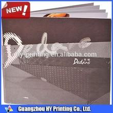 China new style printing gule binding book