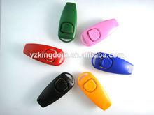 Pet toy electronic dog training clicker