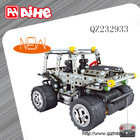 Shantou toy metal cars rc construction toys diy toy for child