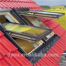 fashionable new style aluminum house roof windows