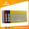 De color bluetooth teclado qwerty, Teclado inalámbrico