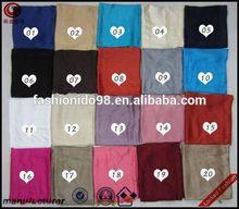 2014 fashion solid shawl plain color shawl for womenachecol,bufanda infinito,bufanda by Real Fashion