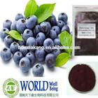 blueberry anthocyanidins /vaccinium myrtillus extract anthocyanidin /25% bilberry anthocyanidin