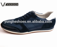 2014 New style cow leather suede men sneakers FY2030303 A982