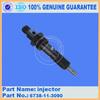 PC200-7 engine kit nozzle holder assembly 6738-11-3090