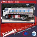 Dongfeng 4x2 5320l pequeno tanque de leite, leite caminhão de transporte, tanque de leite para as vendas