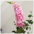 Novo projeto da flor artificial fazer flores de orquídea artificial