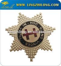 China Wholesale Direct Factory Cheap Cap Badge