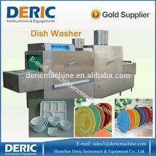 Industrial lavavajillas con secado y de esterilización 2000 -- 8000 unid / hora