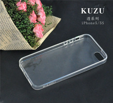 Suitable gauzy thin cheap pu leather cell phone case