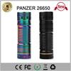 26650 mechanical mod&26650 RDA atomizer