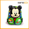 New Mickey Mouse Minnie Mouse Boys Girls Kids Backpack School Bag