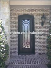 Iron door better than wood door FS-091