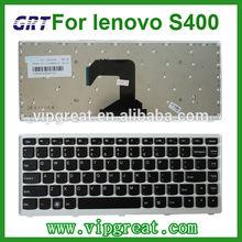 For lenovo S400 S300 S405 laptop keyboard US layout Black