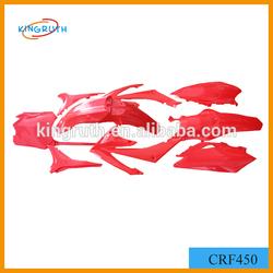 HOT SALE CRF450 racing motorcycle fairings