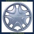 """13 """" 14 """" silver plástica removível calotas das rodas do carro"""