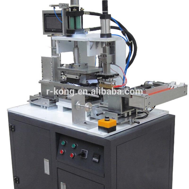 automatic credit card embosser machine
