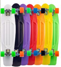 caster board/ Plastic penny board skateboard