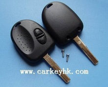 New product Chevrolet Holden remote 2 buttons key shell no circle NO LOGO